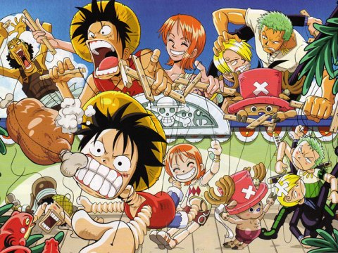 One Piece Silliness!