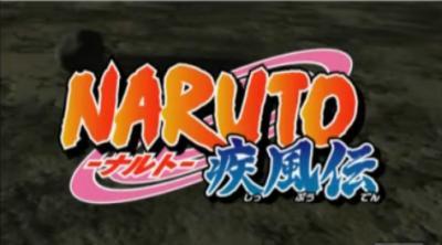 Naruto Shippuden title logo