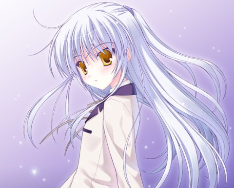 Image from Nanao Naru on the Angel Beats! site.