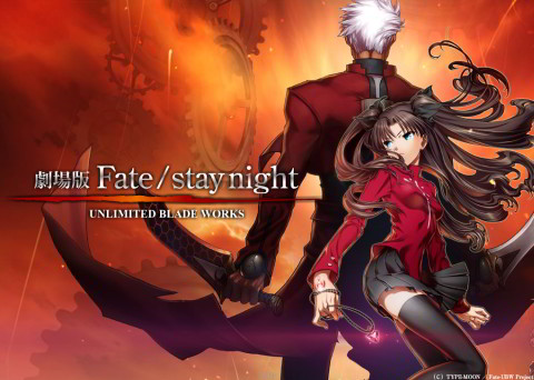 Shirou Emiya Fate Stay on Fate Stay Night    Anime Recensioni