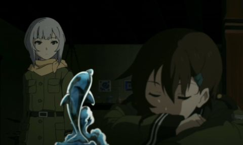 Image from Sora no Woto 4.