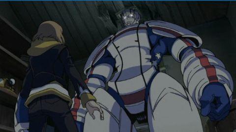Robot shimapan!